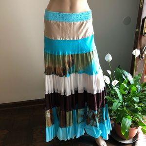 Gauzy Boho Skirt